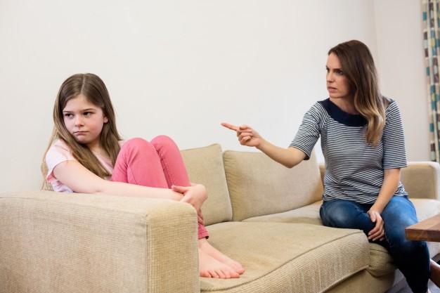 Zakaz stosowania kar cielesnych na dzieciach
