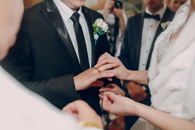 Oświadczenie o wstąpieniu w związek małżeński (ślub)