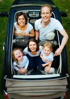 Krewny w linii prostej i bocznej oraz powinowaty jako rodzina