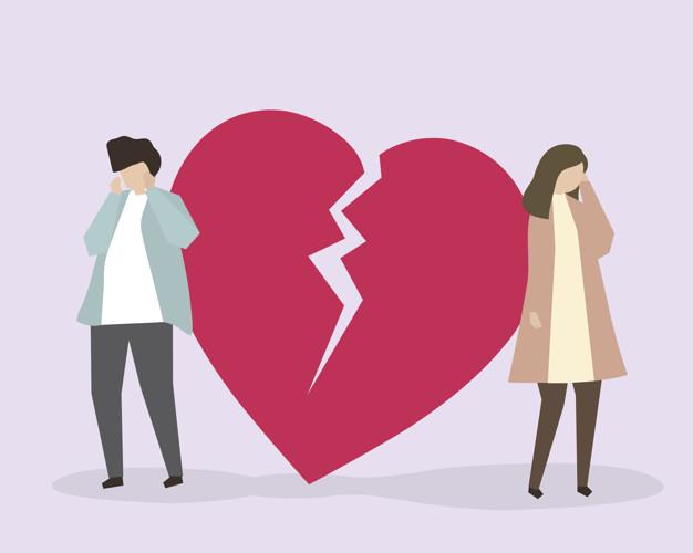 Zachowanie czy zdrada małżonka po odejściu i rozstaniu, czyli po zupełnym oraz trwałym rozkładzie pożycia między małżonkami