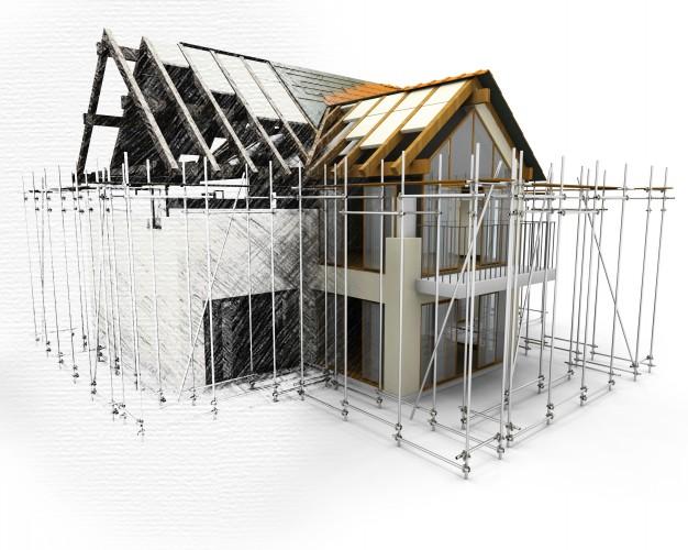 Wybudowanie budynku, domu na gruncie małżonka, a podział majątku wspólnego i rozliczenie po rozwodzie