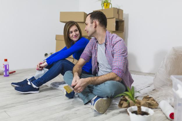 Korzystanie z mieszkania w trakcie trwania małżeństwa przez męża i żonę