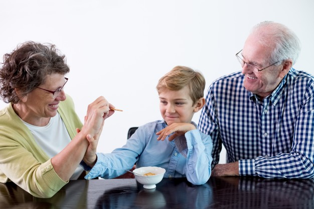 Alimenty od dziadków